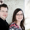 Aulabaugh-Kreutzman : Preparing for the December wedding of 12-12-12, Megan and Tony took the time out for an Alton engagement session.
