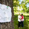 McCoy-Logan : Spent a beautiful afternoon with Kelli &amp; Dustin capturing their eSession photos around LCCC and Alton.