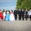 Edwardsville Prom 2012 : Edwardsville group at Crystal Gardens in Edwardsville