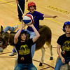 Donkey Basketball : RFL Event - EAWR Gym