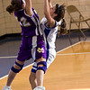 Morgan Basketball : Bethalto Eagles v.s. Alton Marquette - Morgan Cruz #44