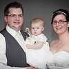 Aulabaugh-Kreutzman : What a lovely December day for a winter wedding at the Piper Palm House in Tower Grove Park. Megan...a beautiful bride you were!